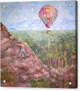Baloon Acrylic Print
