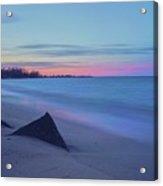 Baltcic Sea Acrylic Print