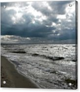 Baltic Sea 2017 Acrylic Print