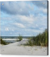 Baltic Sea Acrylic Print