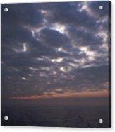 Baltic Sea, Sunset Acrylic Print