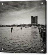 Baltimore Harbor Acrylic Print