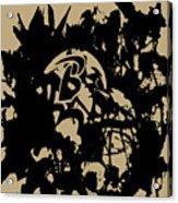 Baltimore Ravens 1a Acrylic Print