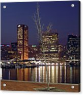 Baltimore Reflections Acrylic Print