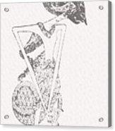 Bambang Sakutrem Acrylic Print by Dedi Dolrased