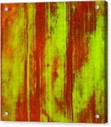 Bamboo Spy  1 Acrylic Print