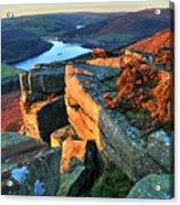 Bamford Edge Acrylic Print