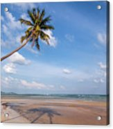 Ban Harn Beach Acrylic Print