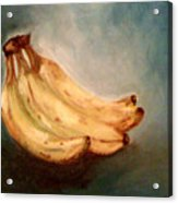 Bananas Bananas Bananas  Acrylic Print