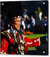 Band Leader Acrylic Print
