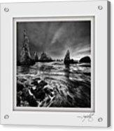 Bandon Beach 1 Acrylic Print