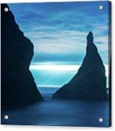 Bandon Blues Acrylic Print