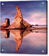 Bandon Reflections Acrylic Print