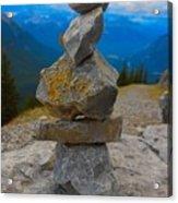 Banff, Canada Acrylic Print
