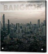 Bangkok Acrylic Print