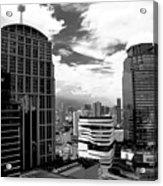 Bangkok Skies Acrylic Print