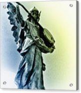 Banjo Heaven Acrylic Print