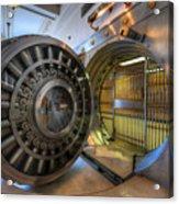Bank Safe Locksmith - Libertylocksmithphiladelphia.com Acrylic Print