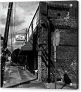 Bank Street Acrylic Print