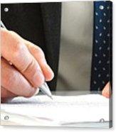 Bankruptcy Attorney Richmond Va Acrylic Print