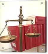 Bankruptcy Lawyer Richmond Va Acrylic Print