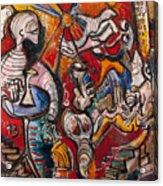 Banlo J Dwin  Acrylic Print