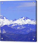 Banner, Ritter And Minarets Acrylic Print