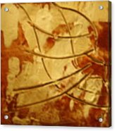 Bantu - Tile Acrylic Print