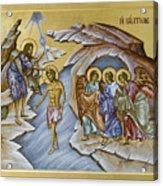 Baptism  Acrylic Print