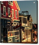 Bar Harbor At Dawn Acrylic Print