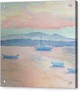Bar Harbor Acrylic Print