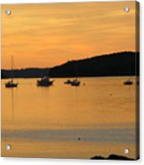 Bar Harbor Sunrise 3 Acrylic Print