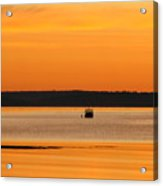 Bar Harbor Sunrise 4 Acrylic Print