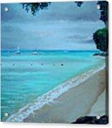 Barbados Acrylic Print