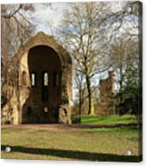 Barbarossa Ruin And Belvedere Acrylic Print