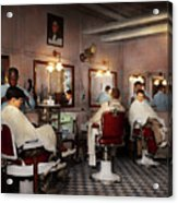 Barber - Senators-only Barbershop 1937 Acrylic Print