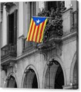 Barcelona - Estelada Acrylic Print