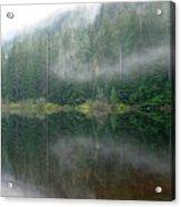 Barclay Lake, Reflected Acrylic Print