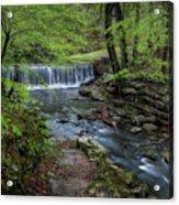 Bard Springs Acrylic Print