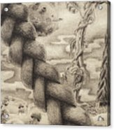 Bardo's Playground Acrylic Print