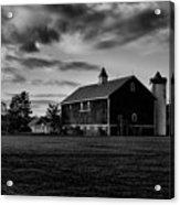 Barlow Farm Park Acrylic Print