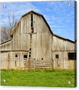 Barn 101 Acrylic Print