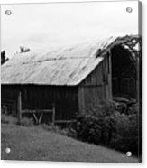 Barn In Kentucky No 86 Acrylic Print