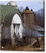 Barn On 29 Acrylic Print
