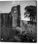 Barnard Castle Acrylic Print