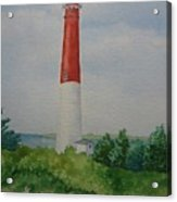 Barnegat Light Acrylic Print