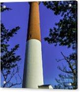 Barnegat Light Standing Tall Acrylic Print