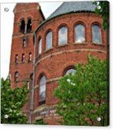 Barnes Hall Cornell University Ithaca New York 02 Acrylic Print