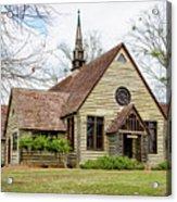 Barnwell Chapel Acrylic Print