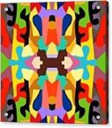 Barnyard 1.2  Acrylic Print